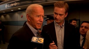 Biden says he asked Obama 'not to endorse' him, says Democratic nominee should win on 'own merit'
