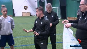 Calgary Foothills Soccer host coach clinic with John Herdman