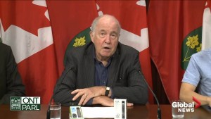Perley urges Ford government to withdraw proposal to allow display of vaping products
