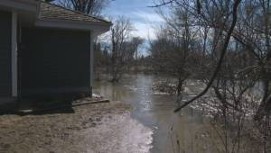 'Record year' for severe ice jams according to Manitoba government