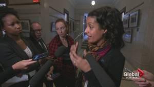 Quebec politicians react to Rona sale