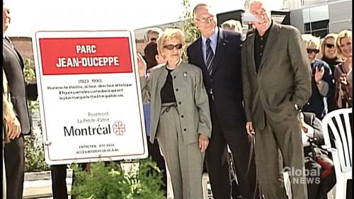 Death of Gilles Duceppe's mother ruled accidental