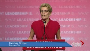 Ontario awakes to a Wynne-led Liberal majority