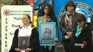 Renewed calls for national missing women inquiry