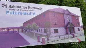 Feds providing $32M to Habitat for Humanity Canada for affordable housing (02:13)