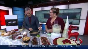 Baking the perfect holiday desserts