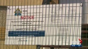 Neighbours respond to northeast Edmonton home's closure