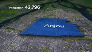 Montreal elections 2017: Anjou candidates face off (02:22)