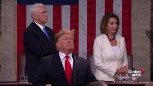 State of the Union: Trump says they've confronted Iran's 'corrupt dictatorship'