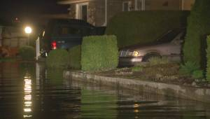 Île Bizard residents dealing with flooding