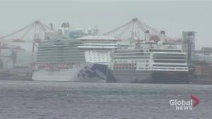 Another record year expected for Halifax's cruise ship visits