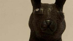 Website selling $49,000, diamond encursted chocolate Easter bunny