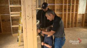 'Homes for Hope': Calgary contractor donates house to raise money for children's hospitals