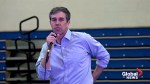 Beto O'Rourke accuses Trump of collusion with Russia