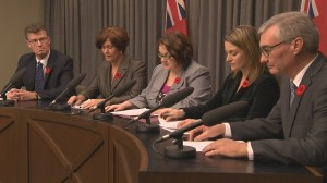 Cabinet ministers reveal reasons for resigning