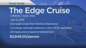 The Travel Lady discusses Celebrity Cruise from Rome to Barcelona