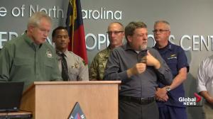 Hurricane Florence: An estimated 750K evacuated in North Carolina, governor says