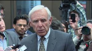 WATCH: Duffy's lawyer says senate needs to 'create clear rules' for what senators can, can't do