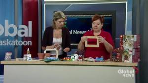 Christmas craft ideas from Michaels