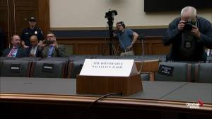 U.S. Attorney General William Barr no-shows House Judiciary hearing