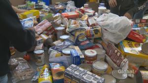 Global News, Corus Radio help fight hunger on April Foods Day