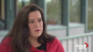 Jody Wilson-Raybould says she has to acknowledge that PM apologized for Grassy Narrows