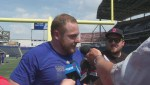 RAW: Blue Bombers Jake Thomas Interview – May 23