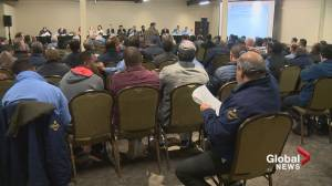 Taxi companies feel new Calgary bylaw is a 'special deal for one company'