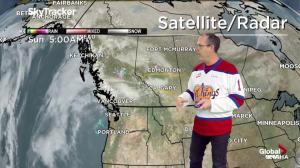Edmonton Weather Forecast: Sunday, Jan. 13, 2019