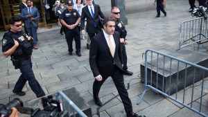 Prosecutor says Cohen will face 'very serious price' following guilty plea