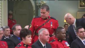 RCMP Sgt. Richard Rozon awarded Star of Courage for actions taken during Ottawa Shooting