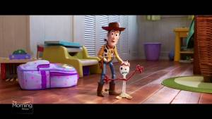 Tony Hale on voicing a new character in Toy Story 4