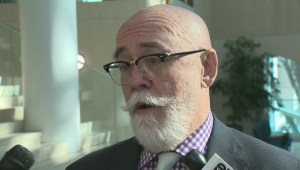 "Edmonton city councillor Scott McKeen shares struggle many men face to be a ""real man"""