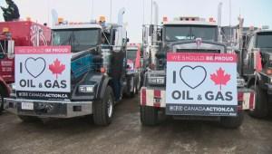Pro-pipeline rallies continue in Alberta: Truck convoy planned in Medicine Hat on Saturday