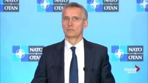 Jens Stoltenberg calls Turkey's procurement of S-400 missiles 'national deciison'