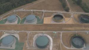 "Critics raise concerns about Burnaby ""tank farm"" (01:58)"