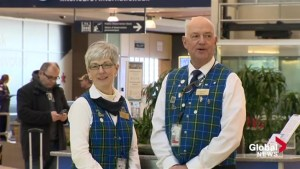 Looking to volunteer? Halifax airport is now adding to their 'Tartan Team'
