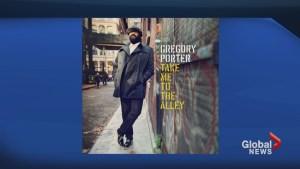 Grammy winner Gregory Porter on his latest album