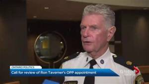Opposition demanding answers over appointment of new OPP Commissioner