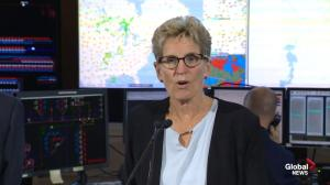Ontario residents say the cost of electricity 'has become too much': Wynne