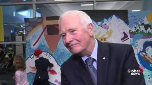 Gov. Gen.: 'Wonderful response from Canadians'