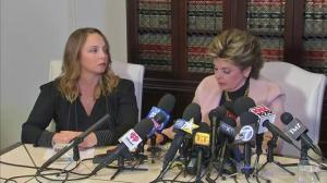 Gloria Allred calls for arbitration on behalf of new Weinstein accuser