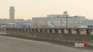 Security clearance revoked for 5 Montreal airport workers (02:18)