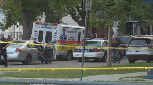 Man involved in standoff with police died of self-inflicted gunshot wound
