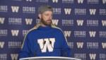 RAW: Blue Bombers Matt Nichols – Oct. 25