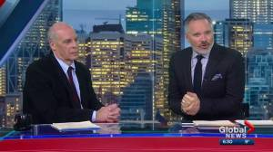 'I don't think anybody gets out clean': political scientist David Taras on Calgary Olympic bid (03:48)