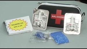 Naloxone kits will be available at Kingston run facilities starting February