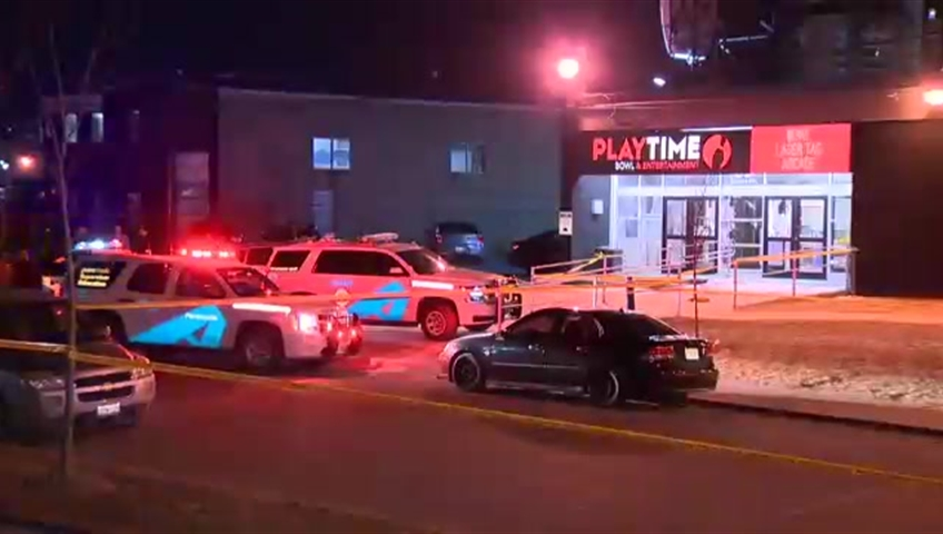 'Innocent bystander' dies after shooting at Toronto bowling alley