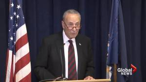 Chuck Schumer calls for delay of Kavanaugh vote amid sexual assault allegation