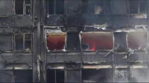 Deadly inferno rips through London apartment tower
